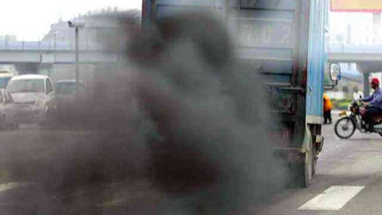 柴油机黑烟